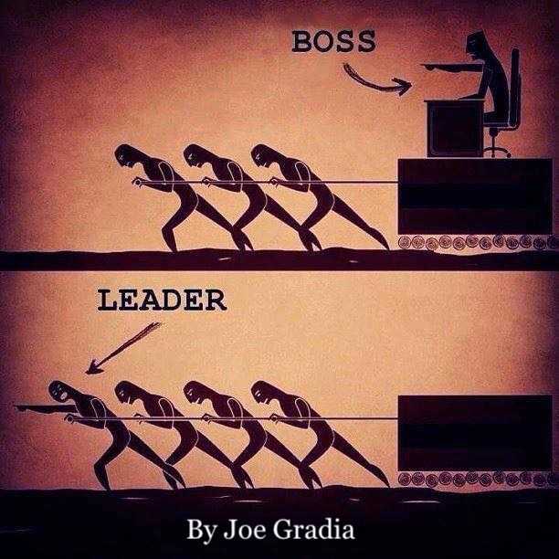 Which one are you ? By Joe Gradia