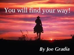 #findingyourway By a joe Gradia