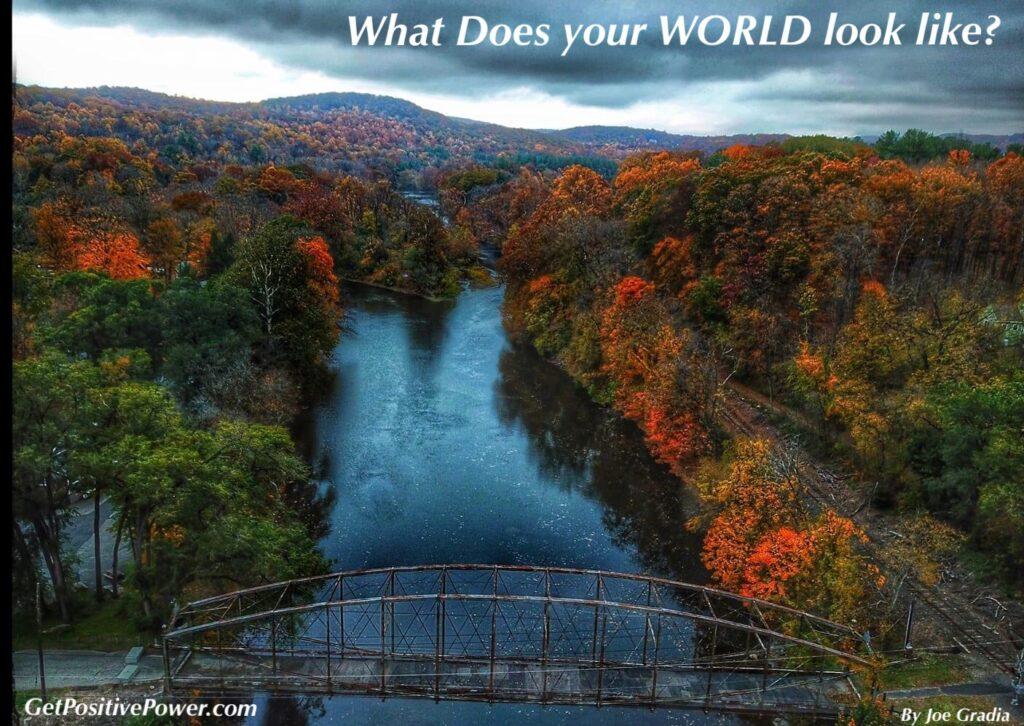 #yourworld By Joe Gradia