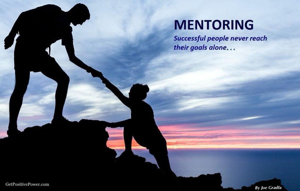 #mentors By Joe Gradia