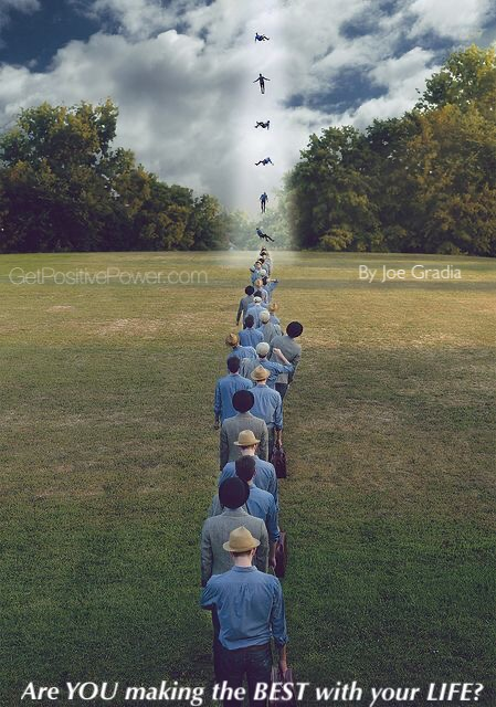 #waitinggame By Joe Gradia