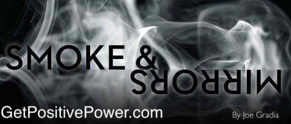 #smokeandmirrors By Joe Gradia