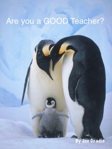 #teachthemgreatthings By Joe Gradia